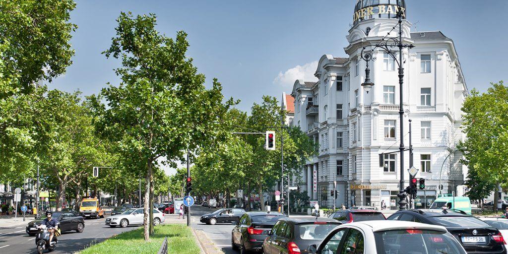 Real Estate Charlottenburg Wilmersdorf David Borck Immobiliengesellschaft Mbh