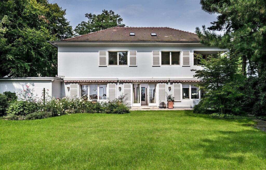 Villa Dahlem successfully sold detached pre wwii villa in best dahlem location
