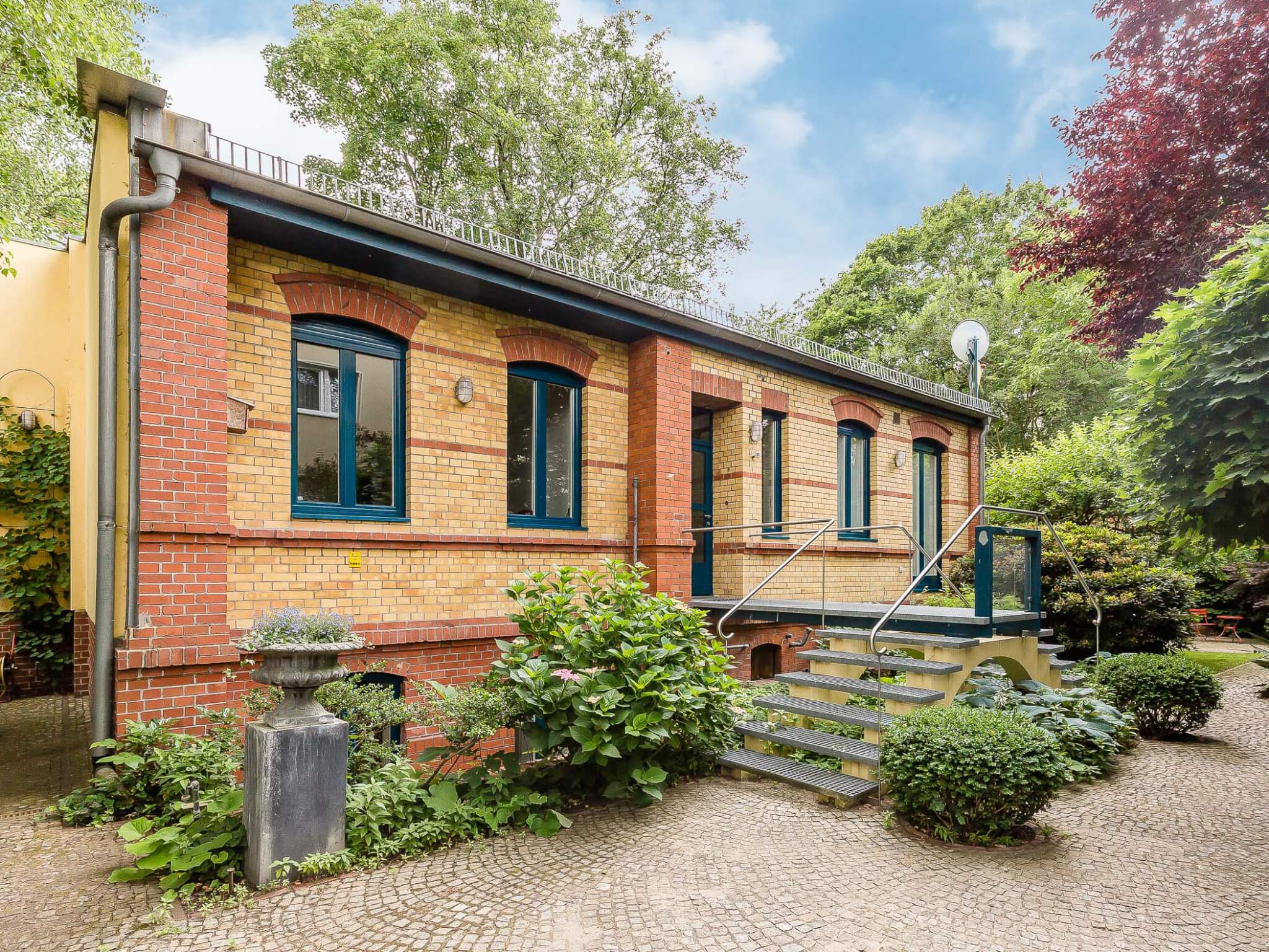 open house Remise Lankwitz in 12247 Berlin-Lankwitz | David Borck